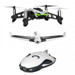 (C) Drones