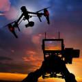 Filming Drones