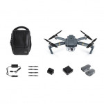 DJI Mavic PRO Super Combo (+ car charger, battery adapter, shoulder bag, charging hub, 2x extra battery, 2x extra props)
