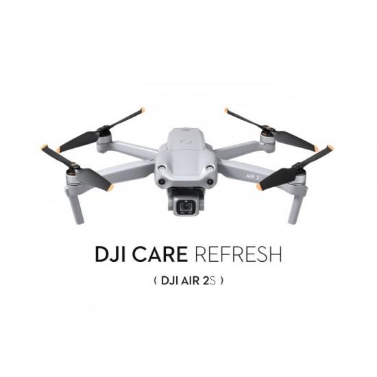 DJI Care Refresh Air 2S 1-Year Plan