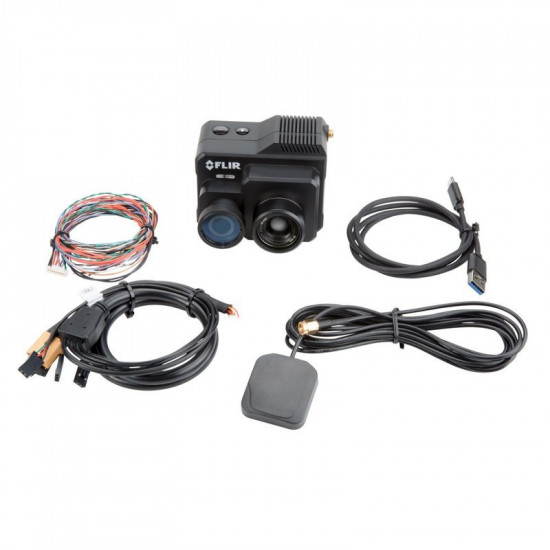Flir DUO PRO R 336 (30Hz) Radiometric Thermal & Visual Camera System