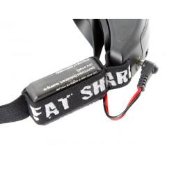 Fatshark Dominator V3 + FS 1.800mAh battery