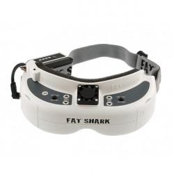 Fatshark Dominator HD v3 (updated) + FS 1.800mAh battery