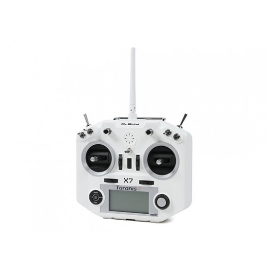 FrSky Taranis Q X7 ACCST 2.4GHz Transmitter (Mode 2 version) - WHITE - EU