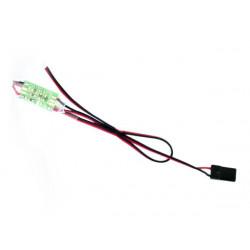 FrSky Battery Voltage Sensor - FrSky Telemetry System (Taranis)