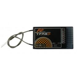 FrSky TFR8-S 8ch 2.4Ghz Receiver FASST (Futaba) Compatible