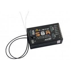 Frsky S8R 16CH 3-Axis Stablibzation RSSI PWM Output Telemetry Receiver With Smart Port (Taranis) - EU