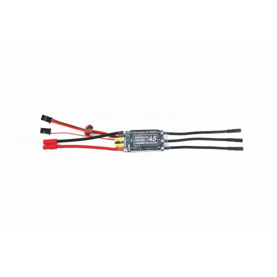 Graupner Brushless ESC +T 45 G2