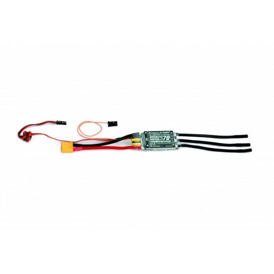Graupner Brushless ESC +T 70 D3,5 XT-60