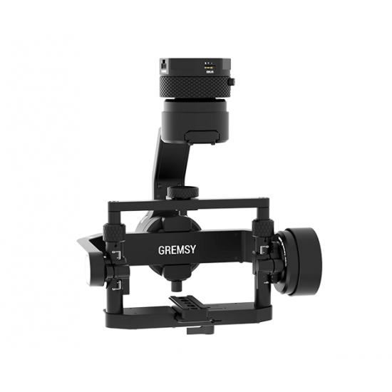 Gremsy T1 Camera Stabilizer for Aerial Inspections