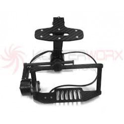 InfinityMRS Very lite - 2axis gimbal with encoders version 2.0