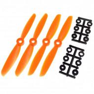 HQProp DD5x4,5 Glass Fibre Reinforced Prop (4 pcs. - 2x CW, 2x CCW)