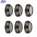 Sunnylife 6pcs/set Camera Lens Filter for DJI Mavic Pro