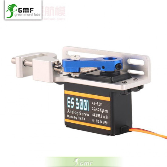 Servo Dispensers Parabolic Switch Aerial Vehicle Throwing device