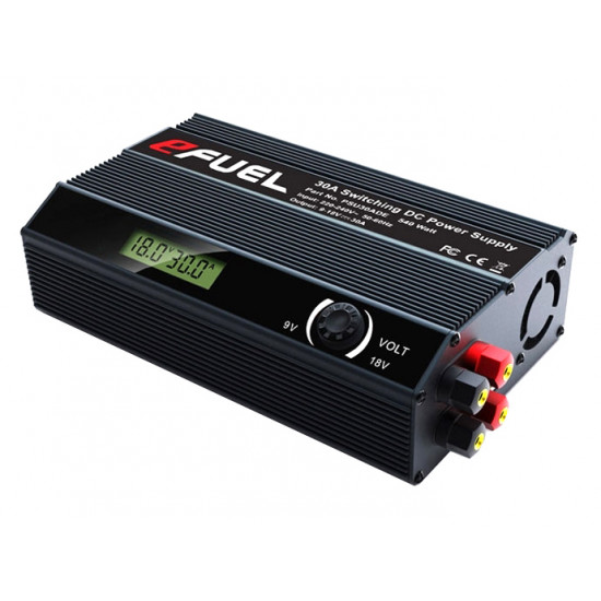 E-Fuel 30A Switching Power Supply