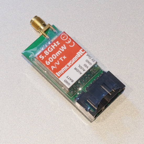 ImmersionRC 5.8 GHz 600 mW Video TX