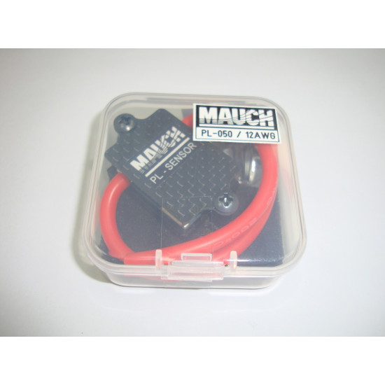 Mauch Premium Line 50A Sensor Board with CFK enclosure