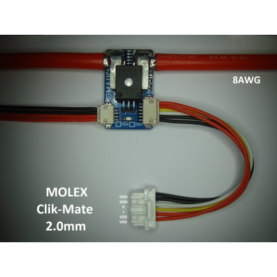 Mauch Adapter Cable for Pixhawk 2.1 (086)