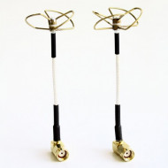 OneDrone 5.8 GHz CL/SPW Antenna Set (RP-SMA)