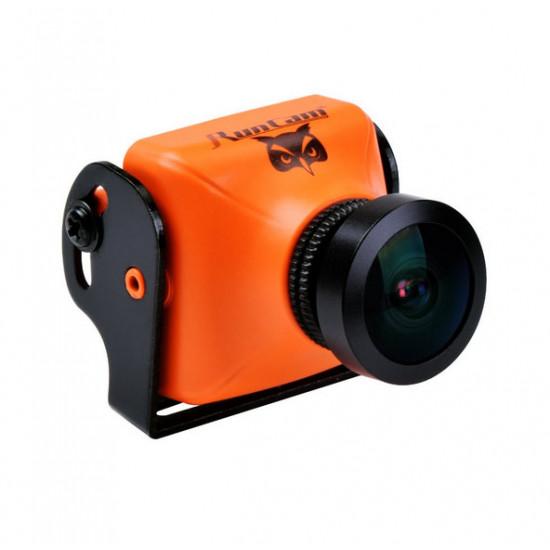 RunCam OWL PLUS 700TVL 0.0001 LUX FPV Camera FOV 150° Wide Angle F2.0 lens IR Blocked 5-22V