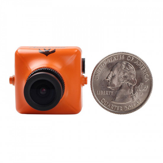 Runcam Swift 600TVL DC 5 to 17V Horizontal Fov 90 Mini FPV PAL Camera IR Sensitive with 2.8MM Lens