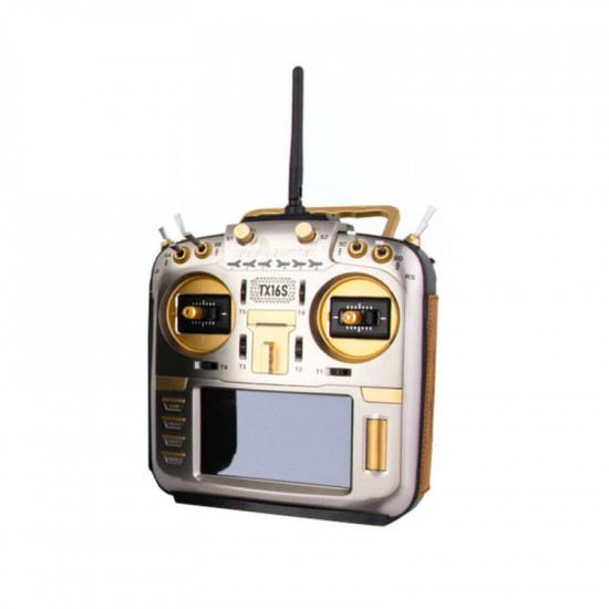 RadioMaster TX16S CNC Upgrade Part Set Gold