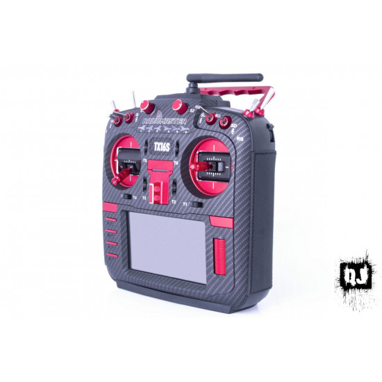 RadioMaster TX16S CNC Upgrade Part Set  Red