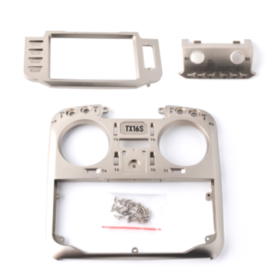 RadioMaster TX16s Replacement Front case Gold