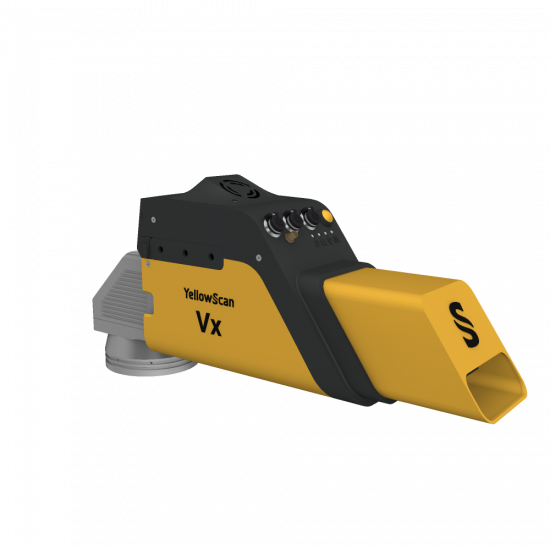 YellowScan Vx-DL