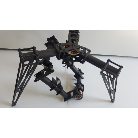 3-axis Gimbal With Landing Gear for DSLR cameras