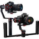 Feiyu A2000 3-Axis Gimbal & 2-Hand Holder Kit (for cameras up to 2 kg)
