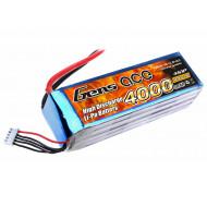 Gens Ace 4000 mAh 4S 14,8V 25C