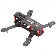 OneDrone Mini H250 Carbon FPV Racer Combo ARF