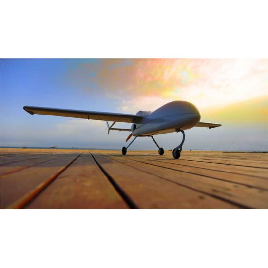 Naja (3.000mm) FPV/UAV Composite Platform KIT